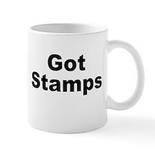 Got Stamps Small Mug