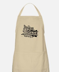 The Naked Bacon Band Apron