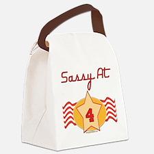 Sassyat04.png Canvas Lunch Bag