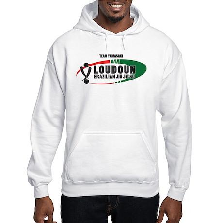 Loudoun BJJ Logo Hoodie