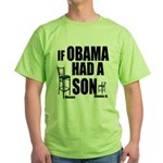 Empty Chair Jr Green T-Shirt