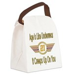 BirthdayUnderwear21.png Canvas Lunch Bag