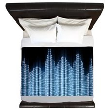 Skyline King Duvet