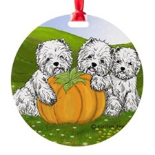 Pumpkin Patch Ornament