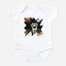 Aussie Devil Halloween Infant Bodysuit