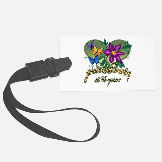 GraceButterfly96.png Luggage Tag