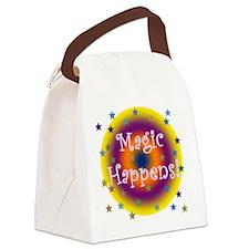 Magic Happens 1.png Canvas Lunch Bag