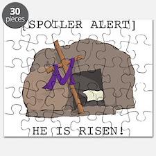 Spoiler Alert: He Is Risen! Puzzle