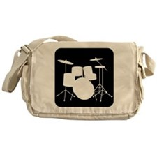 Drumset Messenger Bag