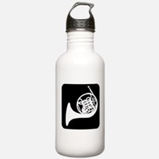 Horn Water Bottle