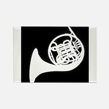 Horn Rectangle Magnet