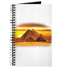 The Pyramids at Giza Journal