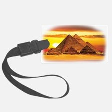The Pyramids at Giza Luggage Tag
