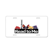 Cats & Dogs Aluminum License Plate