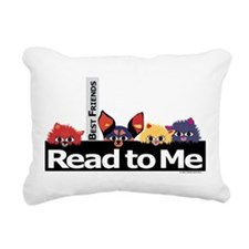 Cats & Dogs Rectangular Canvas Pillow