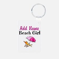 BEACH GIRL Keychains