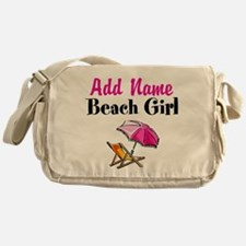 BEACH GIRL Messenger Bag
