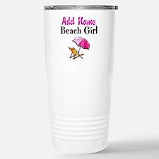 BEACH GIRL Travel Mug