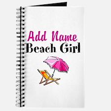 BEACH GIRL Journal