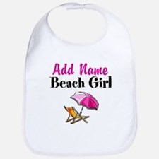 BEACH GIRL Bib