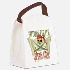 PirateKobe.png Canvas Lunch Bag