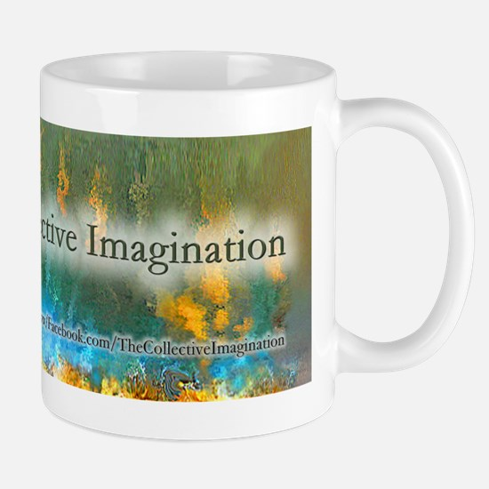 The Collective Imagination Banner Mug