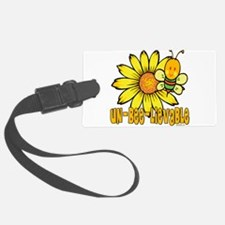 BumbleUNBELIEVABLE2 copy.png Luggage Tag