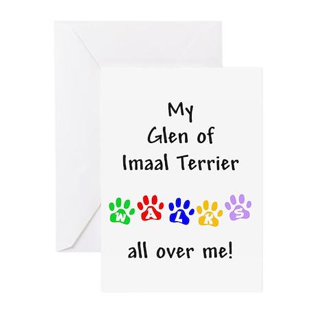 Glen of Imaal Walks Greeting Cards (Pk of 10)