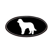 Pyrenean Shepherd Patches