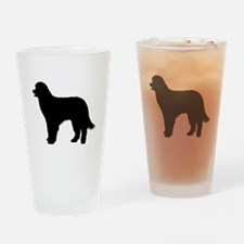Pyrenean Shepherd Drinking Glass