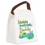 LTIntroGreatestDaddy copy.png Canvas Lunch Bag