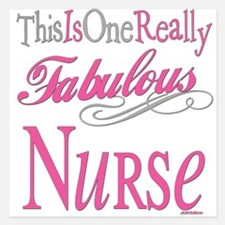 Fabulous NURSE.png Invitations