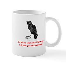 Raven Nevermore Mug