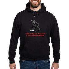 Raven Nevermore Hoodie