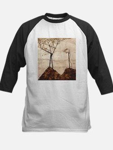 Egon Schiele Autumn Sun And Trees Tee