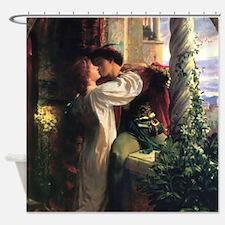 Henri Rousseau Bouquet Of Flowers Shower Curtain