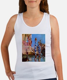 Manet Grand Canal in Venice Women's Tank Top