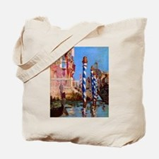 Manet Grand Canal in Venice Tote Bag