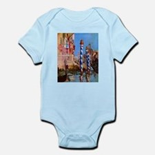 Manet Grand Canal in Venice Infant Bodysuit
