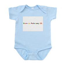 Leaper Wear Infant Creeper