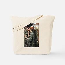 John William Waterhouse My Sweet Rose Tote Bag
