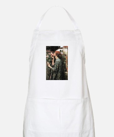 John William Waterhouse My Sweet Rose Apron