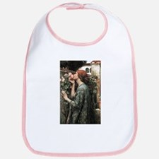 John William Waterhouse My Sweet Rose Bib