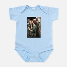 John William Waterhouse My Sweet Rose Infant Bodys
