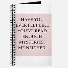 mysteries Journal