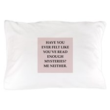 mysteries Pillow Case