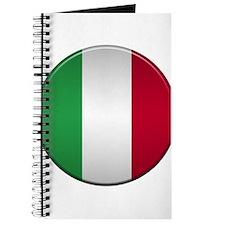 Italian Button Journal
