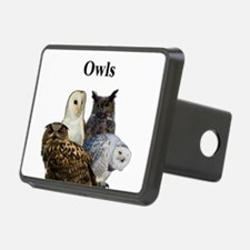 Owls Hitch Cover
