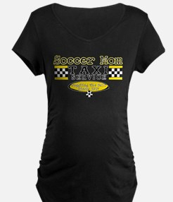 Soccer Mom Taxi Service T-Shirt