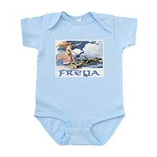 Freya  Infant Creeper